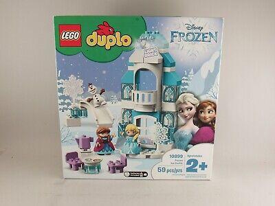 lego Duplo Disney Frozen Ice Castle 10899 59 pcs. New
