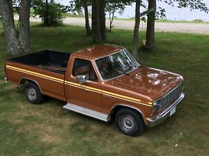 1981 Ford F 150 2 WD