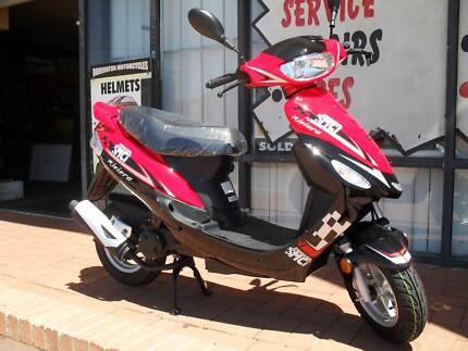 *BRAND NEW* 2015 Riviera 50cc 2 stroke scooter *FREE HELMET* Malaga Swan Area Preview
