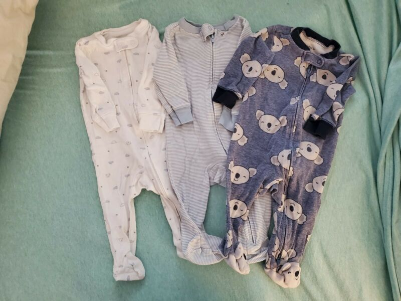 6 Month Baby Clothes Lot