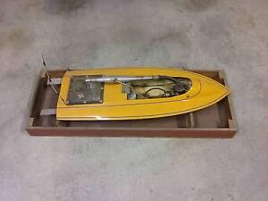 Radio Controlled Model Boat Ballarat Central Ballarat City Preview