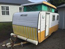 1970's Millard 13ft Pop Top Bunks Annexe Retro Classic Caravan Woodend Macedon Ranges Preview