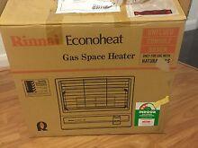Rinnai 850SN Econoheat Natural Gas Heater (As New) Croydon Burwood Area Preview
