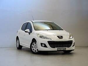 2011 Peugeot 207 XR 5 SPEED Wickham Newcastle Area Preview