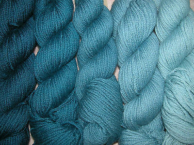 Old Blue Family   New Paternayan Wool 3Ply Persian Yarn Needlepoint Crewel