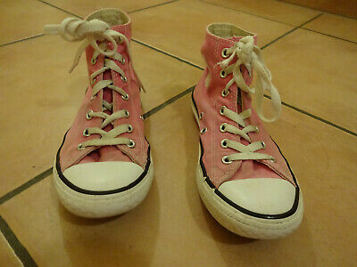 schuh in gr34 pink (Mädchen Convers)