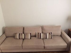 King 5 seater sofa Earlwood Canterbury Area Preview