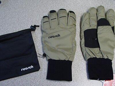 NEW Reusch Nordic Cross Country Spring Ski Gloves Medium 8.5 TUNGA