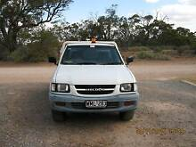2000 Holden Rodeo Ute Mid Murray Preview