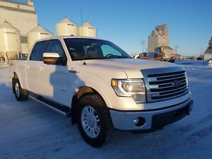 2014 Ford F-150 Lariat Lariat, Heated Seats, Command Start