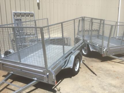 Trailer Cages cash and carry or fitted Malaga Swan Area Preview