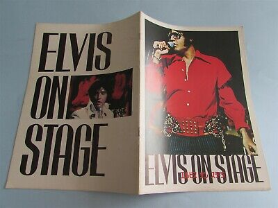 ELVIS ON STAGE PRESLEY MOVIE PROGRAM FROM JAPAN (9)