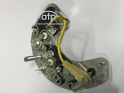 LUCAS A127 TYPE ALTERNATOR RECTIFIER BRAND NEW CLASSIC CAR PART