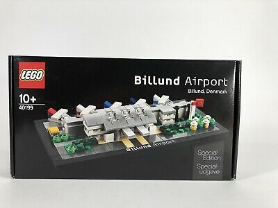LEGO Architecture Billund Airport - 40199 NEW