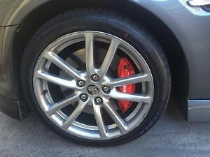 "Holden Commodore SSV Redline 19"" forged wheels Parramatta Area Preview"