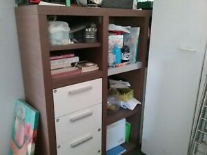 Timber cabinet nice and strong good condition FREE FREE