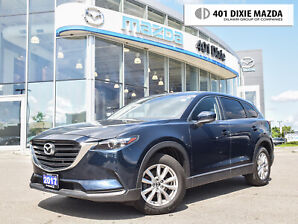 2017 Mazda CX-9 GS|ONE OWNER|NO ACCIDENTS|1.9% FINANCE AVAILABLE|