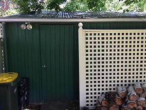 6m x 6m Shed Unley Unley Area Preview