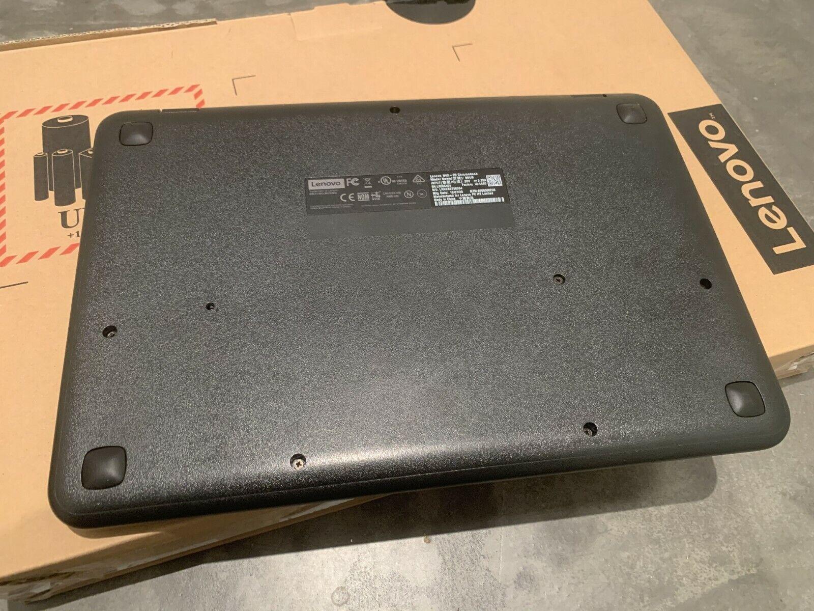 Lenovo thinkpad chromebook n42 intel celeron n3060 4gb ram 32gb mmc bluetooth