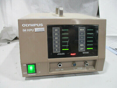 Olympus Hpu Coagulator Electrosurgical Heat Probe