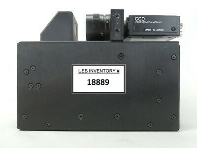 Esi Electro Scientific Industries 9250 Ir Infrared Illuminator Camera Assembly