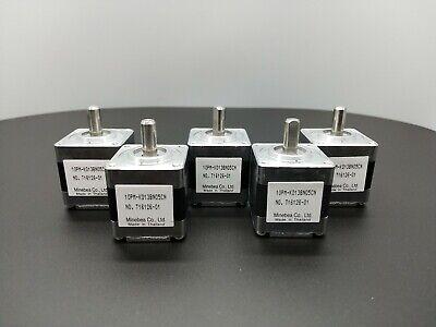 Lot Of 5 New Minebea Stepper Motor 10pm-k013bn05cn T16126-01