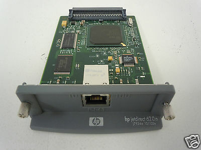 HP Jetdirect 620N J7934A J7934G 10/100tx Printer Cards - TESTED WORKING