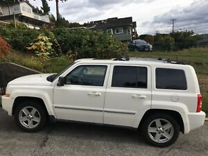 2010 limited Jeep Patriot