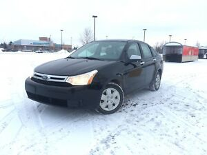 2008 Ford Focus (winter tires, low km!)