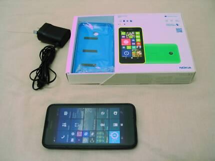 Nokia Lumia 630 Smartphone with Windows 10 Mobile