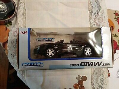 Welly 1/24 Scale Mustang, in a BMW box for sale  Manistee