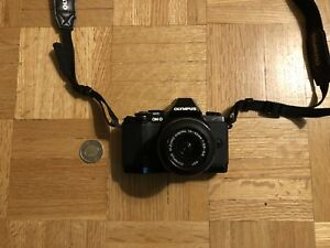 Olympus OM-D - E-M10 - Small vintage looking Mirrorless Camera