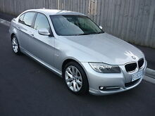 2011 BMW 320 D Sedan North Hobart Hobart City Preview