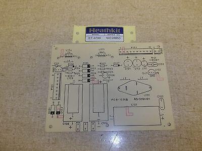 Heathkit Et-3700 Blank Pcb Board Series 50728863 Free Shipping