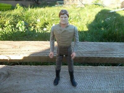 Han Solo Carbonite / Star Wars vintage Kenner Potf loose Figure Last 17 figurine