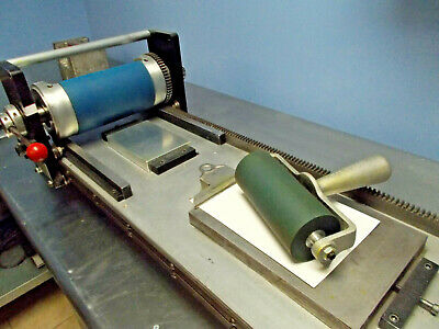 Little Joe Offset Proving Press Model H92