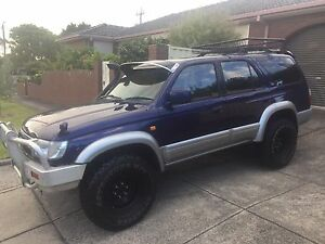 1996 Toyota Surf ssrg-x. V6 Petrol Noble Park Greater Dandenong Preview