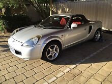 2001 Toyota MR2 Convertible - Very Low K - Great Condition Subiaco Subiaco Area Preview