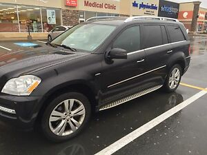 2011 Mercedes GL350 Bluetec
