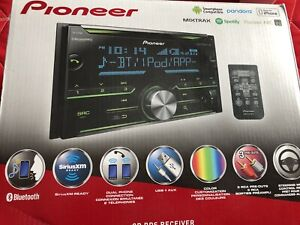 New Pioneer car stereo$225