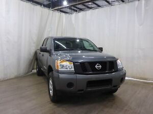 2014 Nissan Titan S No Accidents Local 1 Owner