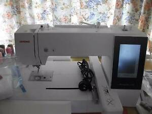 JANOME EMBROIDERY MACHINE Fraser Coast Preview