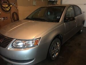 Low mileage 2007 Saturn Ion (SOLD)