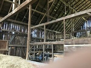 Complete Barns, Barn boards, barn beams, rustic hand-hewn