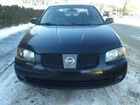 2004 nissan sentra automatique bas millage