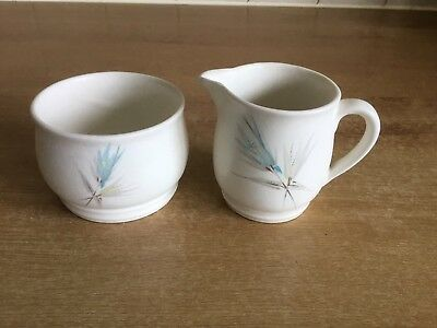 SylvaC Cream Jug and Sugar Bowl