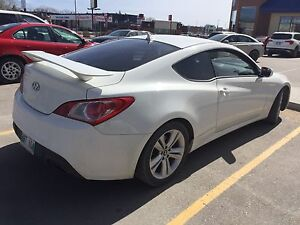 2010 Genesis coupe 2.0 SAFETIED