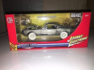 1967 Shelby GT500 Johnny Lightning White Lightning 1:24