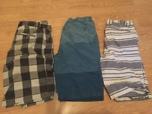 Boys lot of shorts Size 14 Old Navy and Firefly