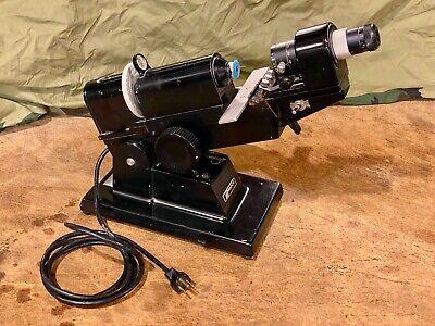 Marco Manual Lensmeter Lensometer Model 101 Optometry Lens Measurement Equipment